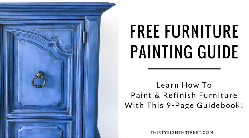 how to paint furniture, furniture refinishing, painting furniture, painted furniture ideas, painted dresser