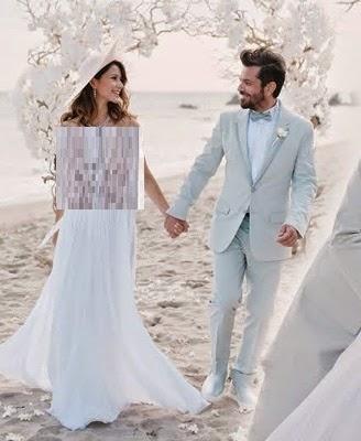Beren Saat Wedding Pics ~ Famous Peoples Wedding Photos