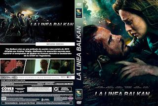 LA LINEA BALKAN – BALKAN LINE – 2019 [ COVER – DVD ]
