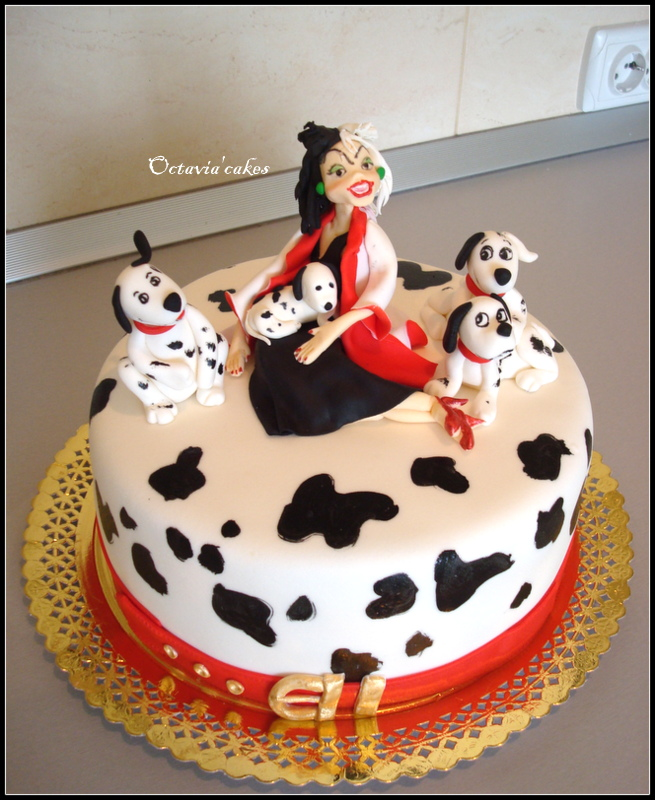 Cruella De Vil Cake Factory Pictures to Pin on Pinterest ...