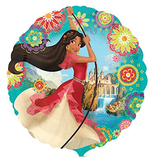 Elena of Avalor party supplies-mylar balloon for your festivities!