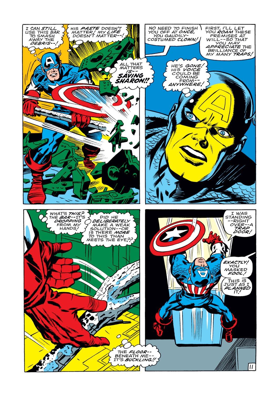 Read online Captain America (1968) comic -  Issue #108 - 12