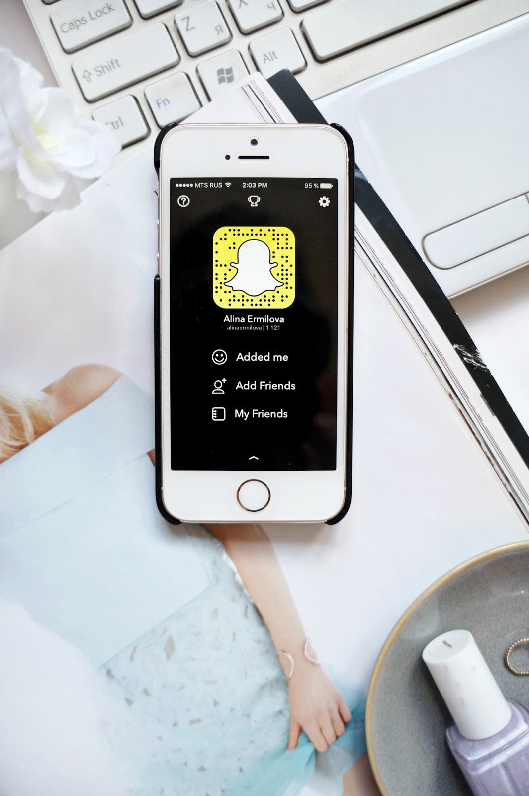 How to build an audience on Snapchat
