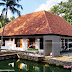 1800 sq-ft 3 bedroom sloping roof house