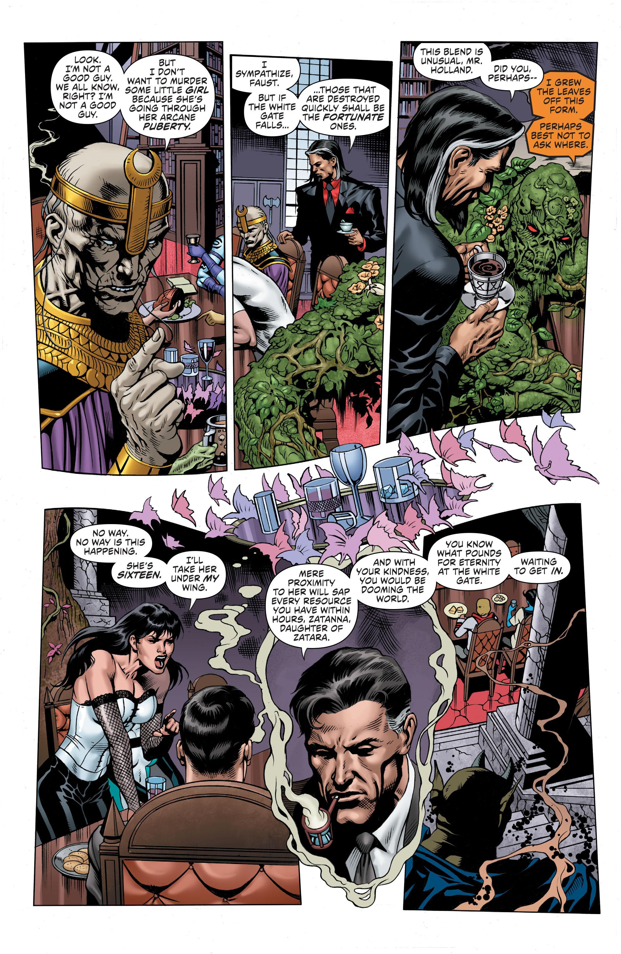Read online Secret Six (2015) comic -  Issue #7 - 12
