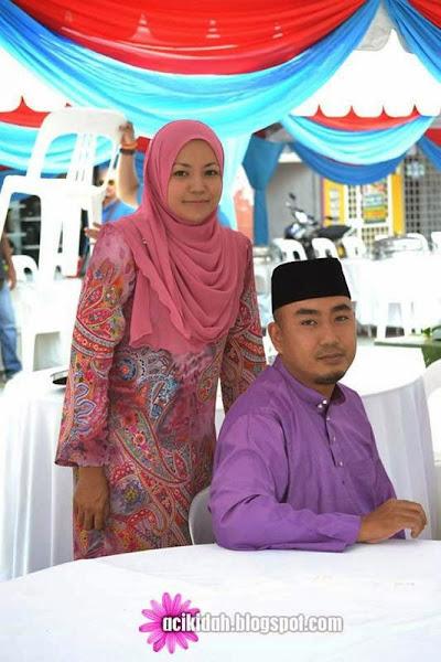 Acikidah @ Rumah Terbuka Aidilfitri PKR Cabang Bandar Tun Razak