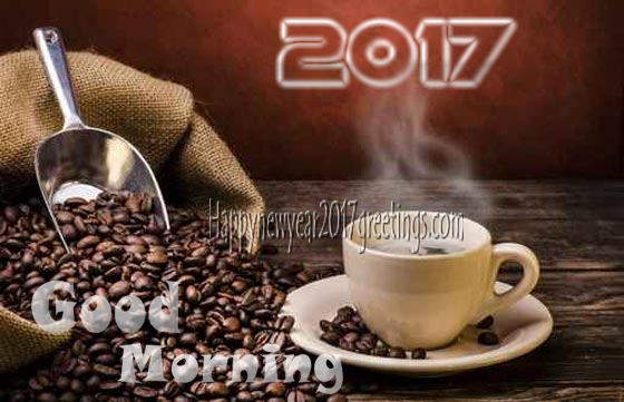 Happy New Year 2017 Good Morning Photo Greetings Wishes HD