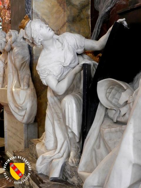 NANCY (54) - cénotaphe de Notre-Dame de Bonsecours (1768-1775)