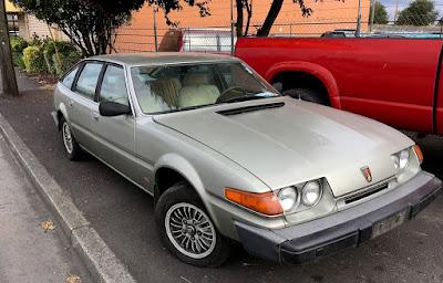 1980 Rover SD1 3500 V8