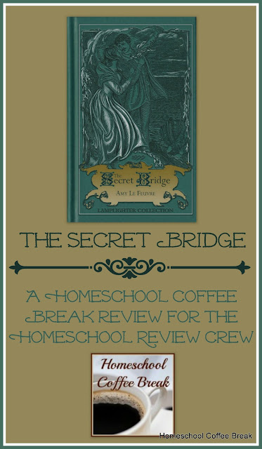 The Secret Bridge - A Homeschool Coffee Break Book Review for the Homeschool Review Crew @ kympossibleblog.blogspot.com