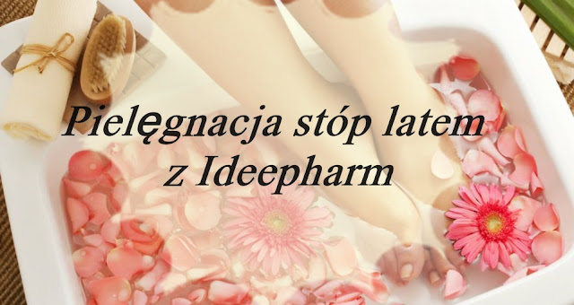 Pielęgnacja stóp latem z Nivelazione skin therapy - Ideepharm