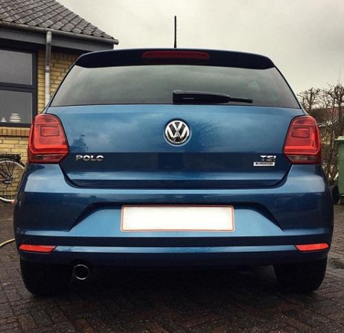 lampu belakang VW Polo