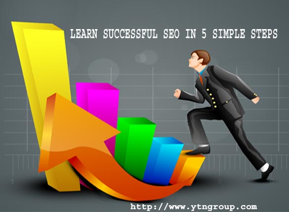Learn Successful Seo in 5 Simple Steps