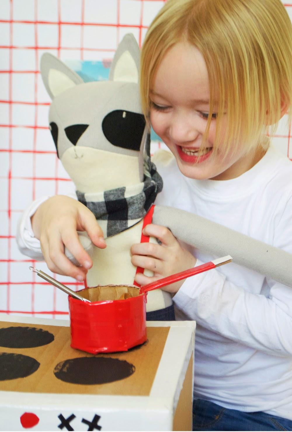 DIY jueguetes con cartón / cardboard toys