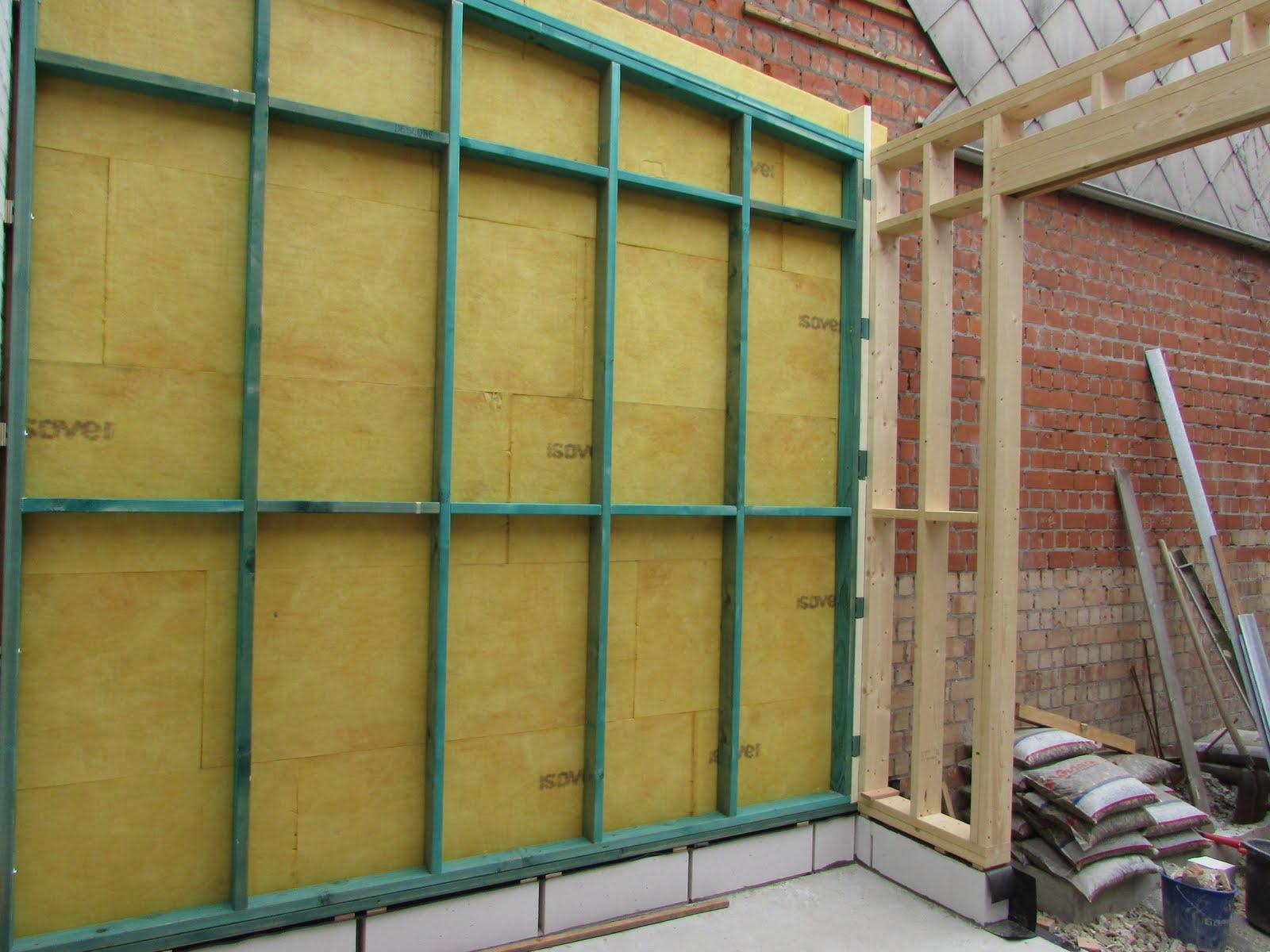 Verbouwing van ons ouderlijk huis ruwbouw uitbreiding 28 - Stenen huis uitbreiding ...