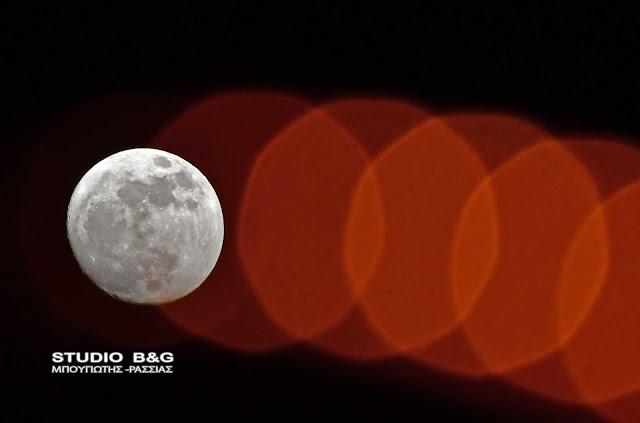 Την Παρασκευή 27 Ιουλίου έρχεται η μεγαλύτερη Ολική έκλειψη Σελήνης του 21ου αιώνα