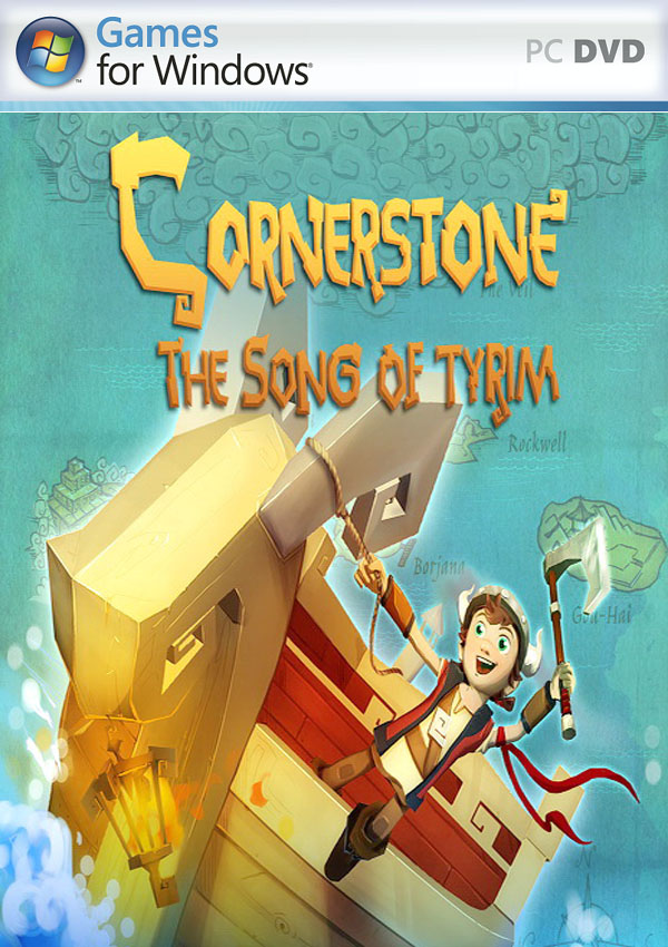 Cornerstone The Song of Tyrim Download Cover Free Game