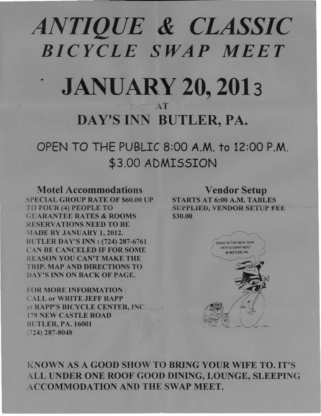 butler swap meet 2013