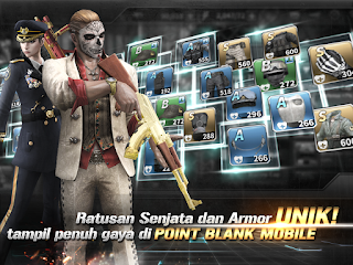 Cheat Point Blank Mobile