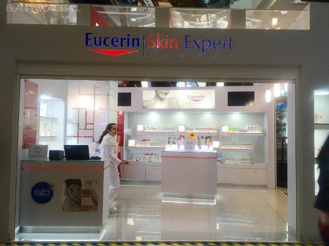 skin expert center eucerin chile