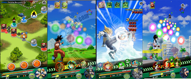 Dragonball Dokkan Battle v2.13.1 Apk Mod Terbaru For Android