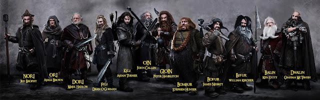 Resultado de imagen de personajes Tolkien