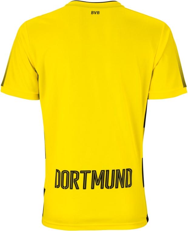 a5f1c434e Puma lança a nova camisa titular do Borussia Dortmund - Show de Camisas