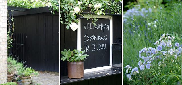 Åben have i nordsjælland