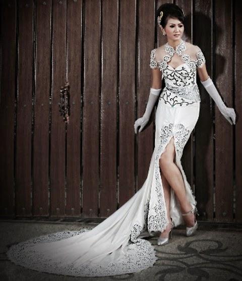 model baju pengantin terbaru 2015