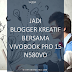 JADI BLOGGER KREATIF BERSAMA VIVOBOOK PRO 15 N580VD