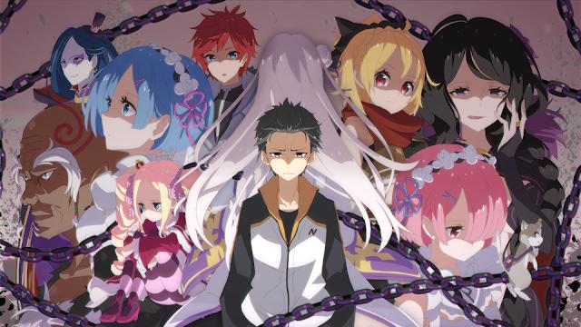 wallpaper rezero