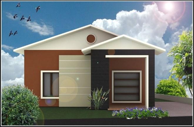 53+ Warna Cat Luar Rumah Minimalis Dulux