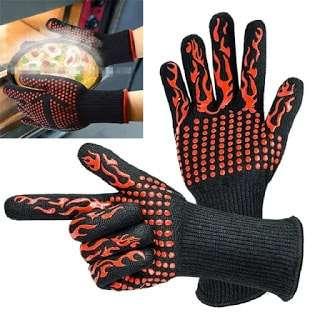 Extreme Heat Resistant Gloves