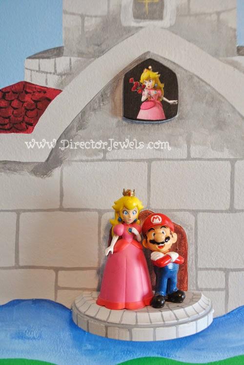 Director Jewels Super Mario Bros Nintendo Inspired