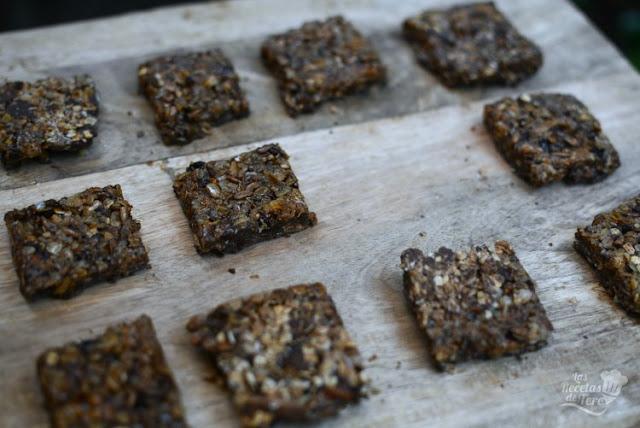 recetas caseras barritas de chocolate y frutos secos 04
