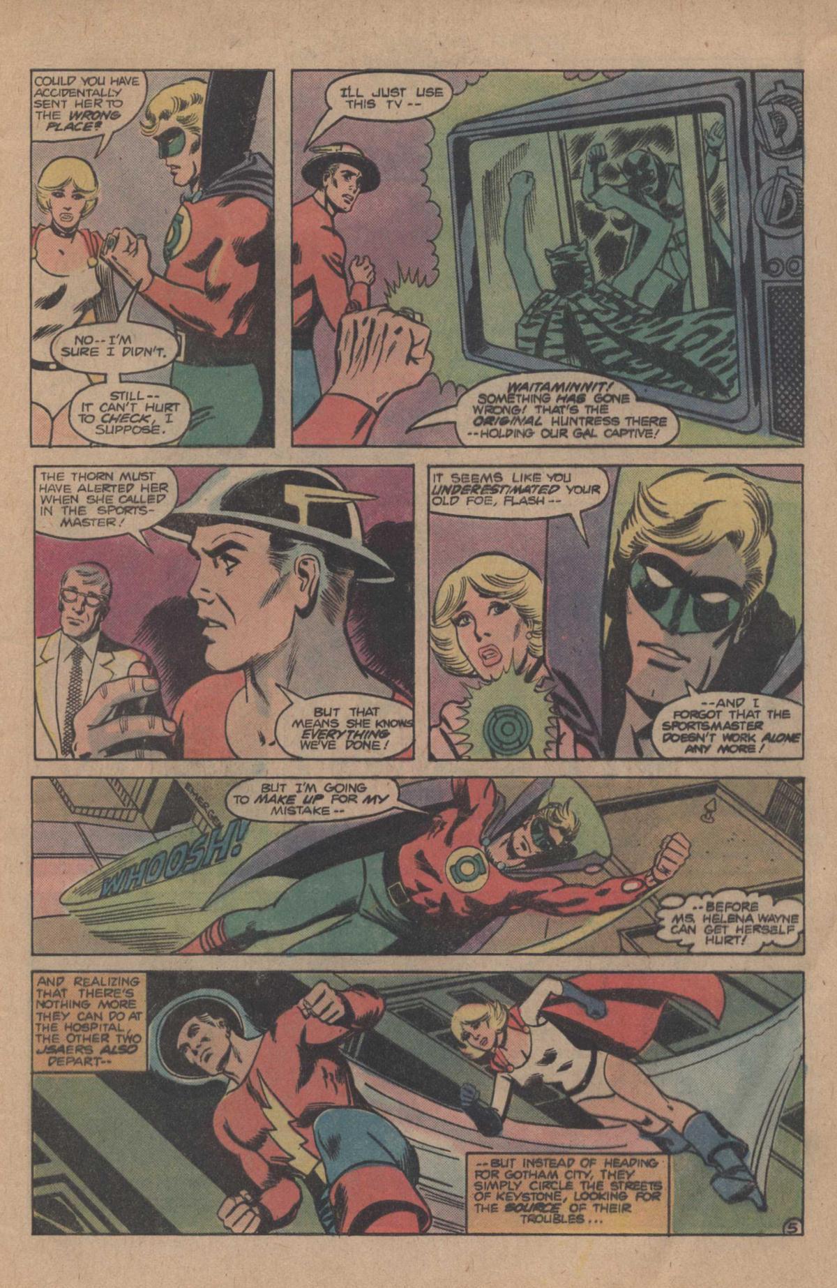 Read online All-Star Comics comic -  Issue #73 - 9