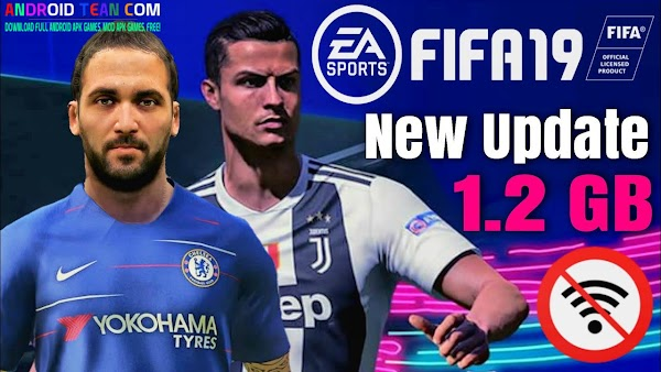 FIFA 19 Update Transfer Winter 2019 | PPSSPP Android