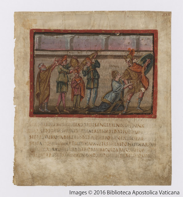 Vatican Library digitises 1,600 year-old manuscript containing works of Virgil