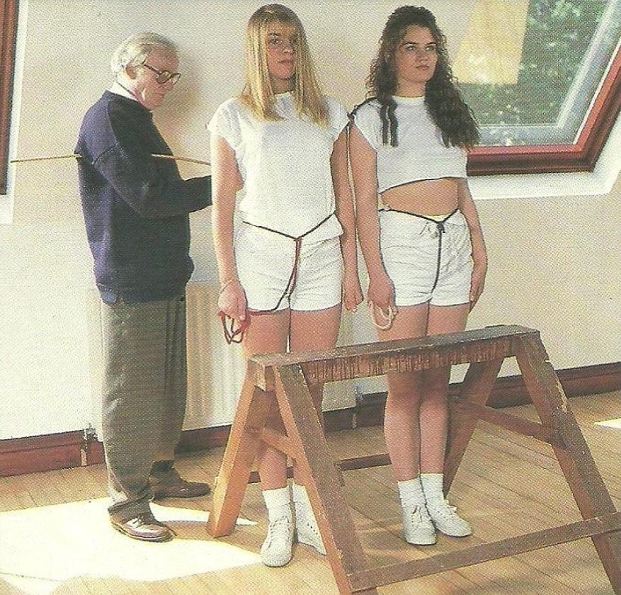 Spanking Magazine Stories Bare Bottom Exercise-2991