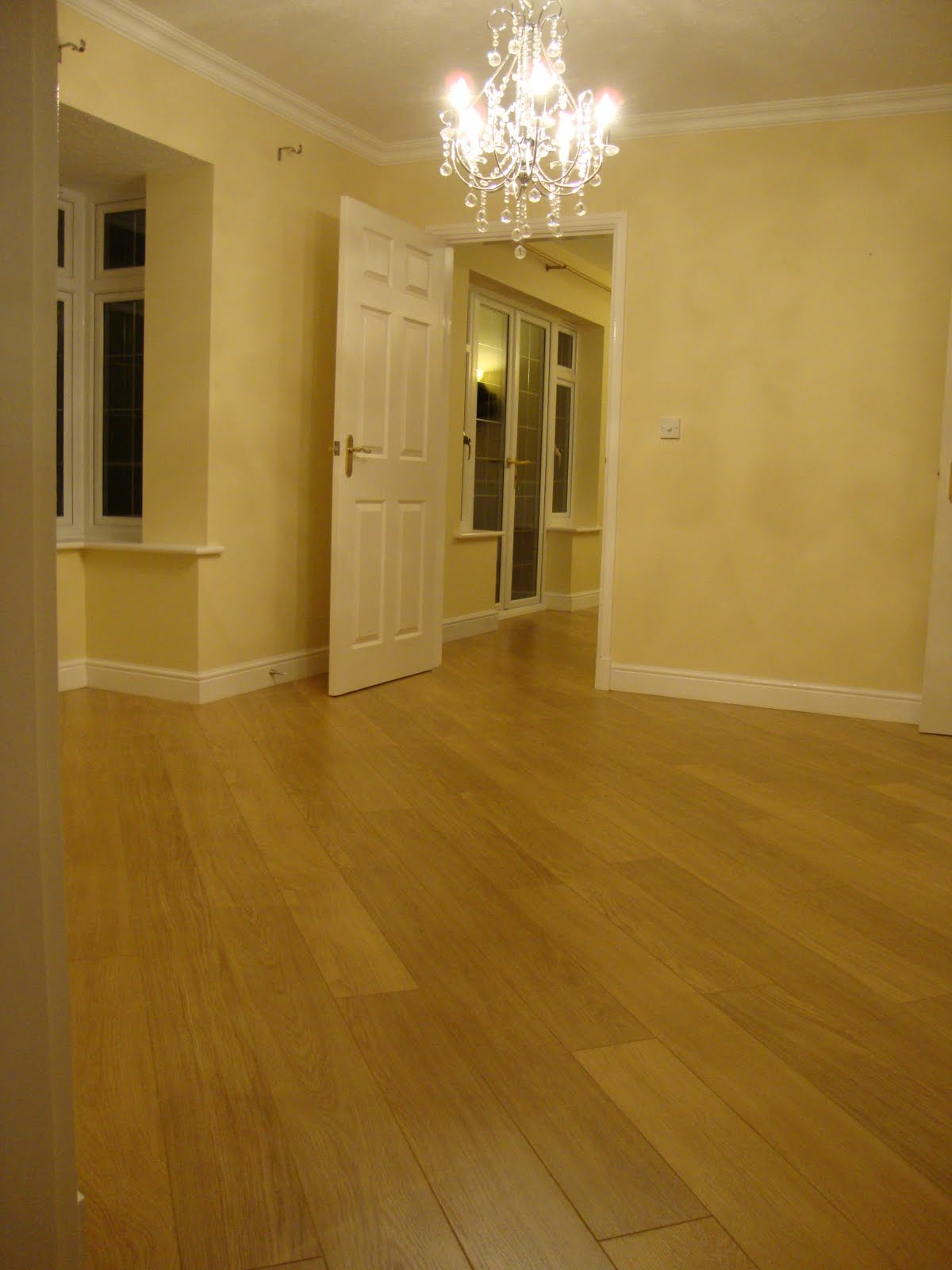 The Work Took 3 Days To Complete Including All Skirtings Replaced