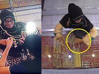 Bikin Geram! Ibu-ibu di Makassar Curi 50 Gram Emas 23 Karat, Perhatikan Gerakan Tangannya!