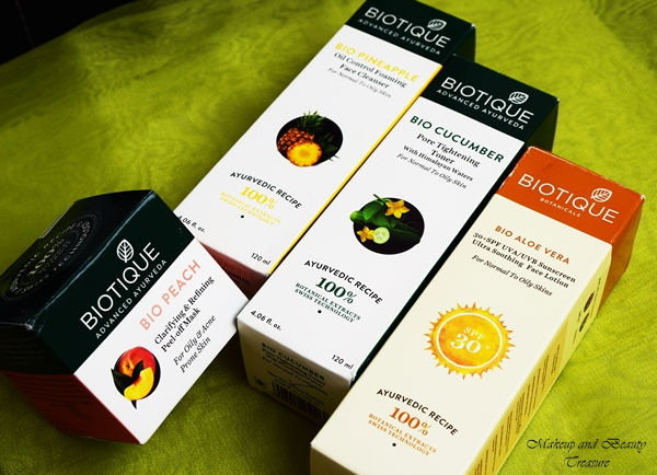 biotique skincare review