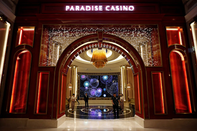 Paradise City's Casino foreigner-only