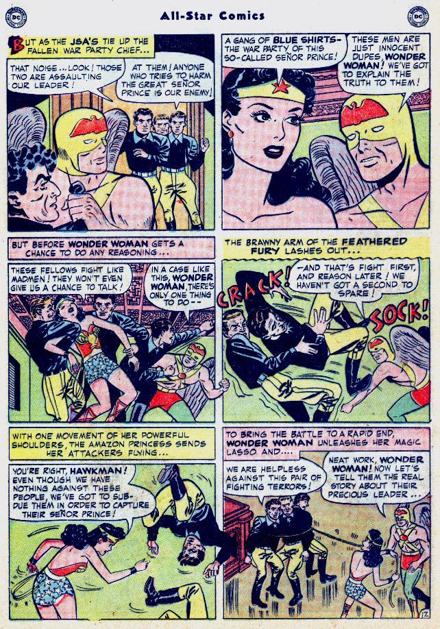 Read online All-Star Comics comic -  Issue #52 - 15