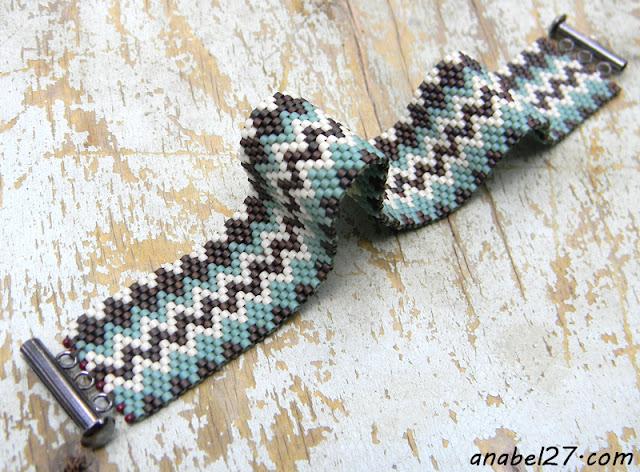 beadwoven petote bracelet beadwork ethnic