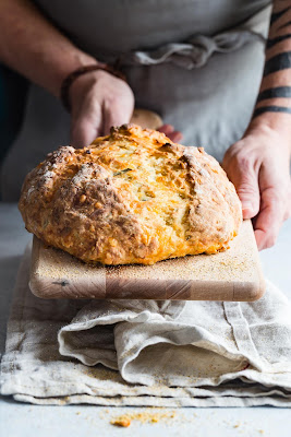 St. Patty's Day Irish soda bread recipe