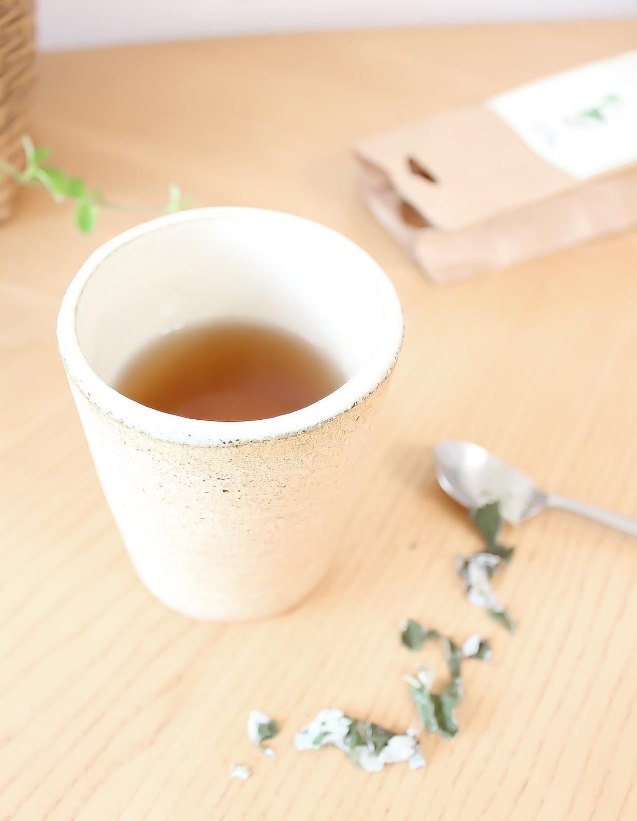infusion feuilles de framboisier remède naturel efficace contre douleurs règles