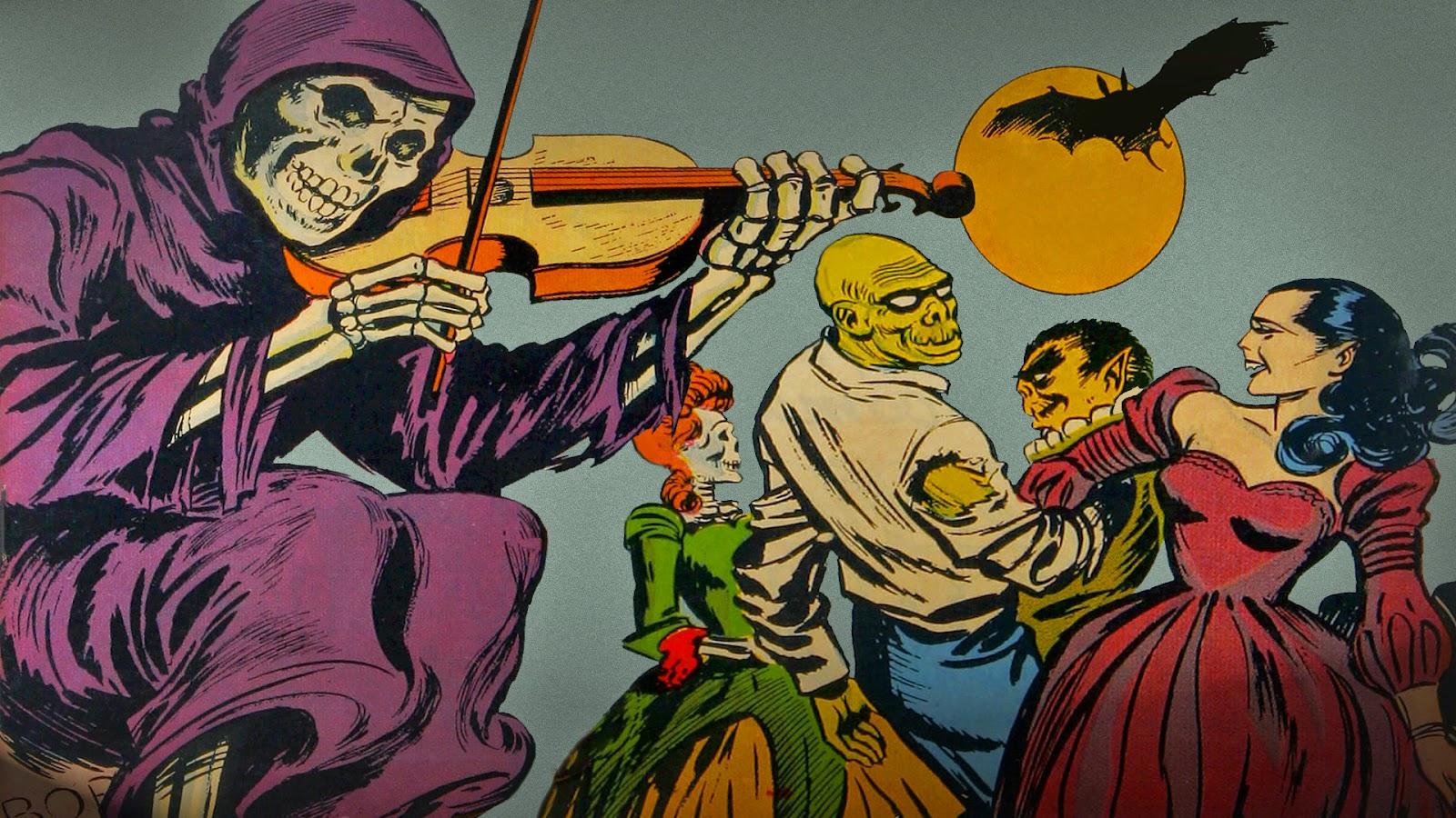 Halloween Wallpaper Skeleton Hand 1 Gadopost