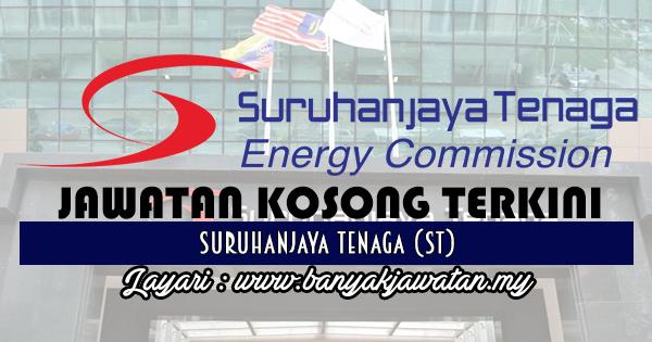 Jawatan Kosong di Suruhanjaya Tenaga (ST) - 9 November ...