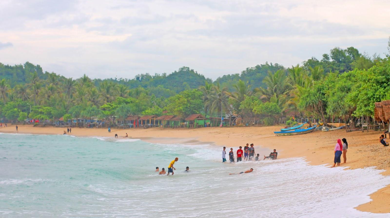 Watu Karung Beach Pacitan Indonesia Paradise of East Java